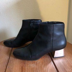 Michael Kors black boots (size 6)